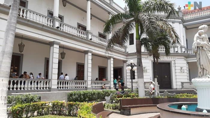 Tramita tu acta de nacimiento en Veracruz